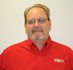Fixed Operations Director Jim Beaudry in Service Department at Gordon Chevrolet