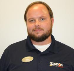Service Advisor Brad Pouliot in Service Department at Gordon Chevrolet