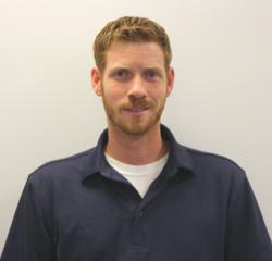 Service Advisor Richard Sentz in Service Department at Gordon Chevrolet