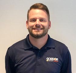 Certified Sales Justin Rhome in Sales Department at Gordon Chevrolet