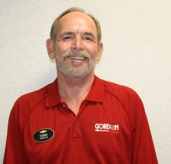 Certified Sales Terry Smith in Sales Department at Gordon Chevrolet