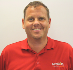 Service Advisor Brad Peterson in Service Department at Gordon Chevrolet