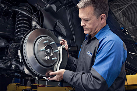 Coupon for Free Brake Inspection