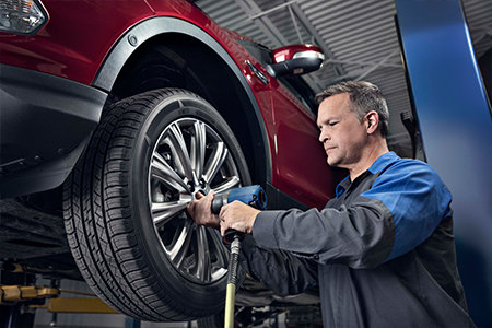 Coupon for Free Alignment with Purchase of 4 Tires