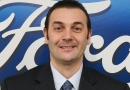 Ford Commerical Sales Manager Gus Gournaris in Manager at Stamford Ford Lincoln