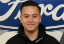 Assistant Pre-Owned Manager Hervin Mancheno in Sales at Stamford Ford Lincoln