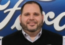 Pre-Owned Sales Manager Tony Siciliano in Finance at Stamford Ford Lincoln