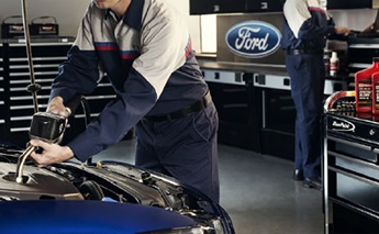 Schedule service for your ford vehicle