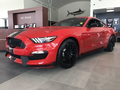 2018 Ford Mustang Shelby Red