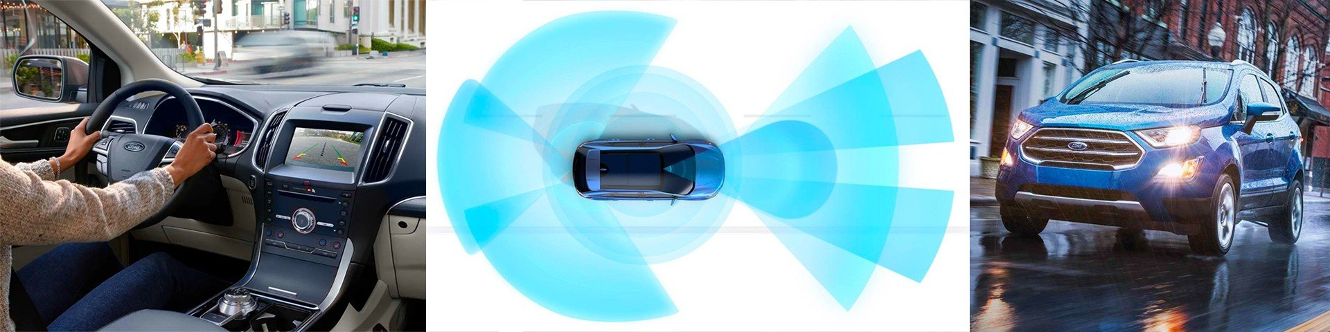 Ford driver assist package