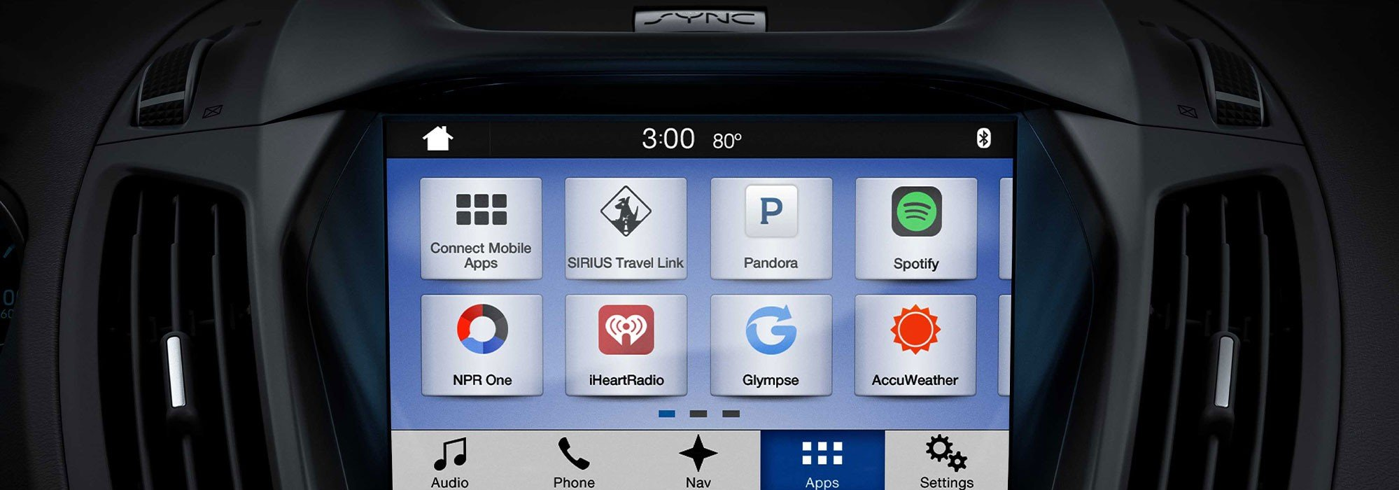 Ford SYNC® 3 Technology | Key Scales Ford, My Ford Dealership