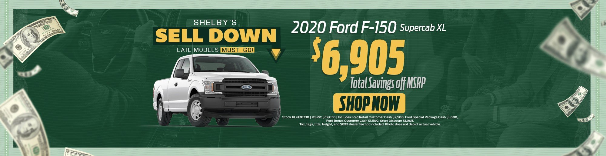 Ford F-150 offers near me, Key Scaled Ford FL