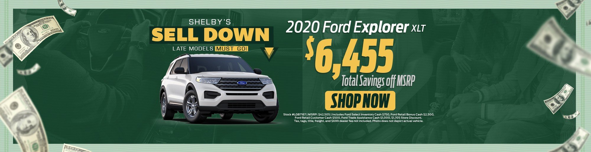 Ford Explorer deals near me, Key Scales FL