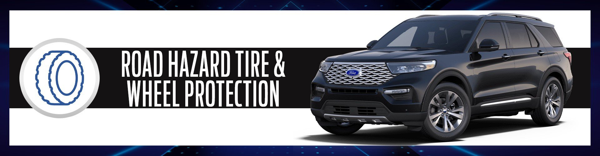Ford protection shields