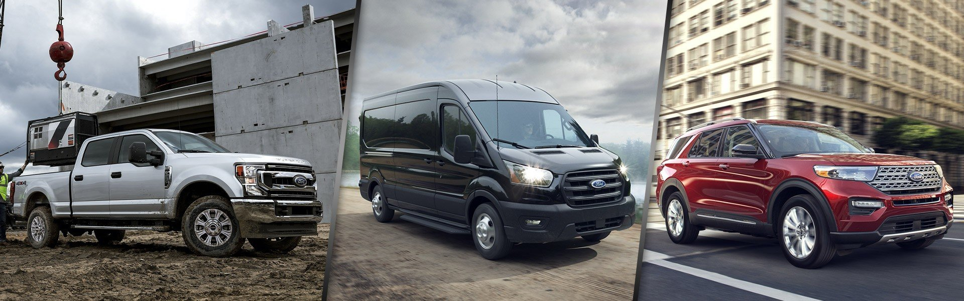 Ford commercial vehicles FL