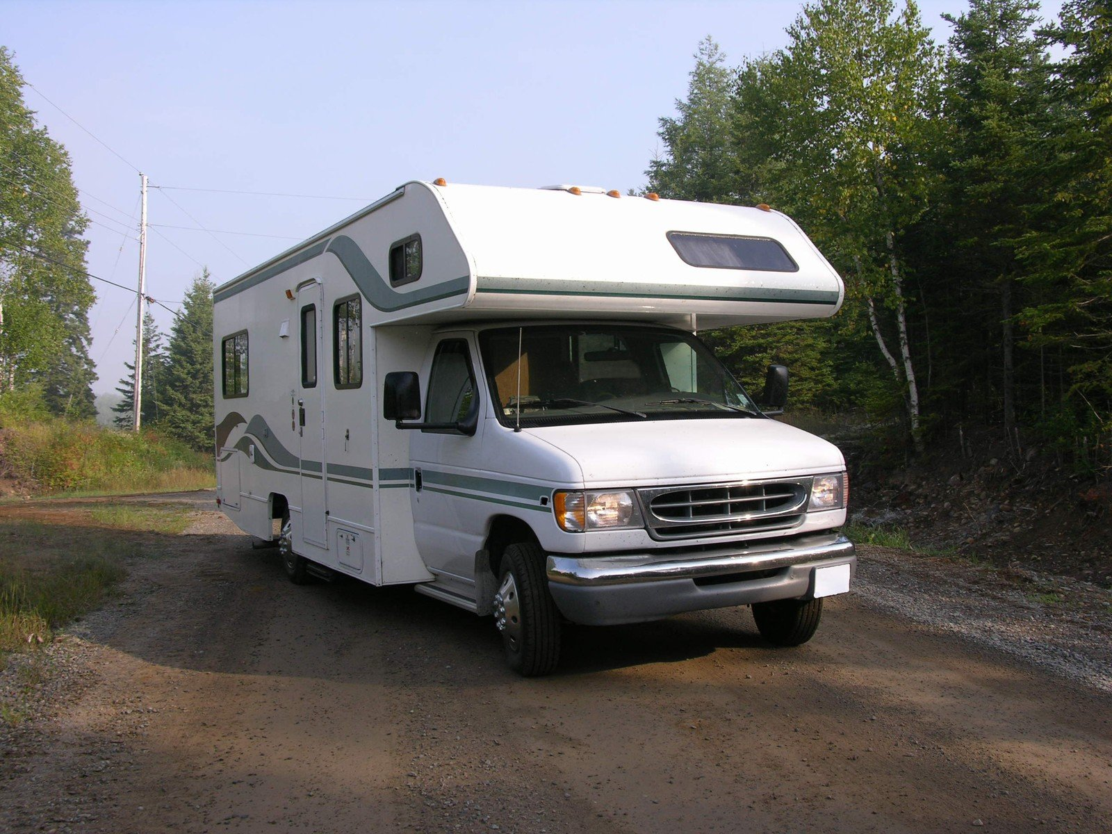 Let Key Scales Ford Service Your RV