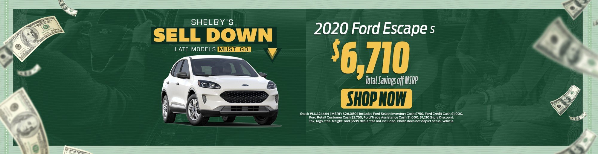 Ford Escape deals near me, Key Scales FL