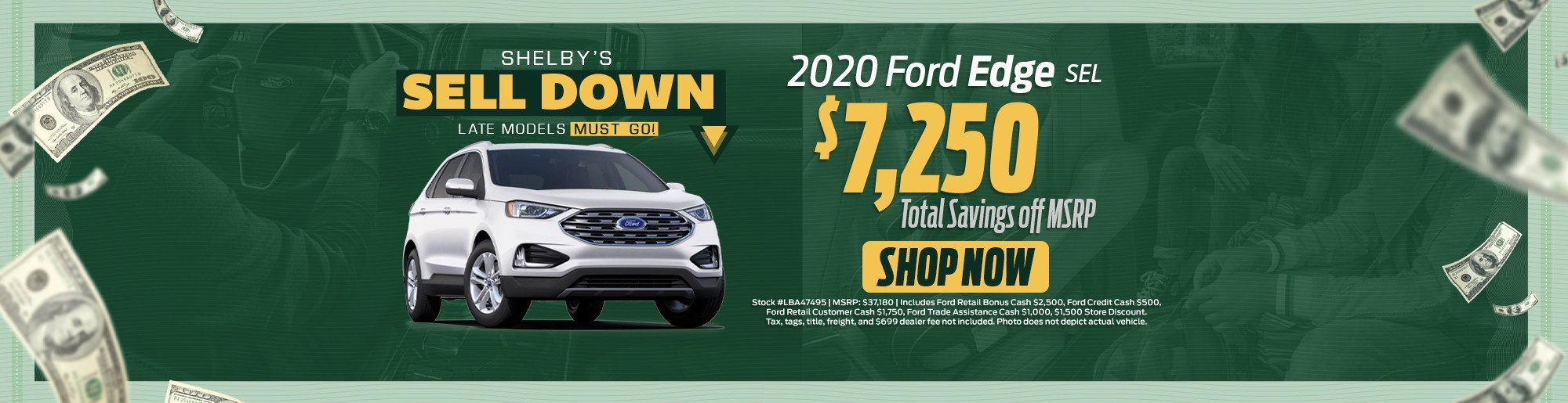Ford Edge deals near me, Key Scales FL