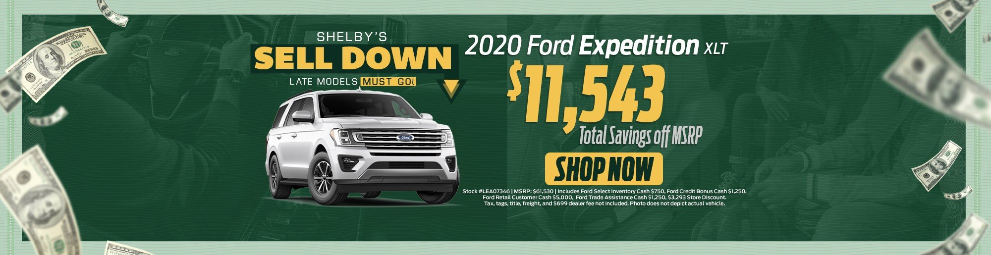 Ford Expedition deals near me, Key Scales FL