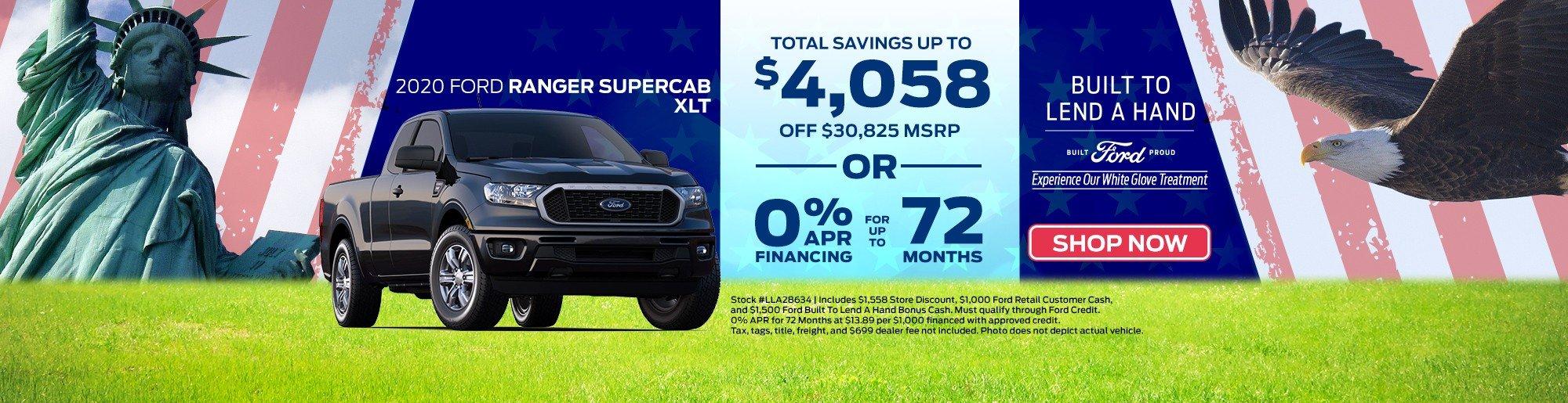Sale Price Ranger Leesburg, FL Key Scales Ford