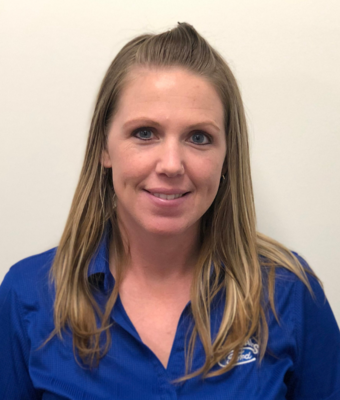 Service Advisor Brandy Morris in Service Team at Key Scales Ford