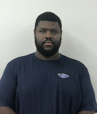 Technician Arnett Comegys Jr in Service Team at Key Scales Ford