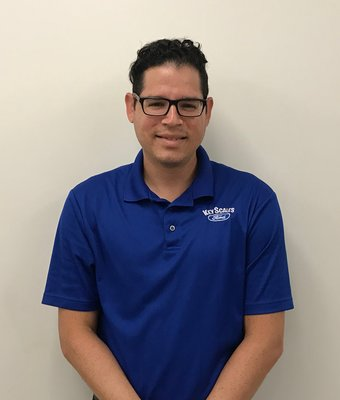 Parts Specialist Stephon Rivera in Parts Team at Key Scales Ford