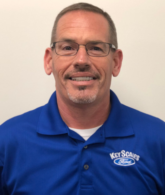 Sales Manager Randy Lofton in Sales Team at Key Scales Ford