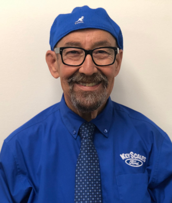 Vehicle Specialist Fred Almonte Sr in Sales Team at Key Scales Ford