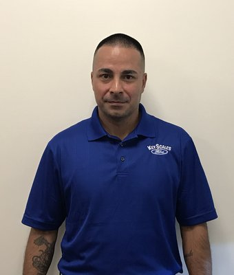 Vehicle Specialist Rob Gonzales in Sales Team at Key Scales Ford