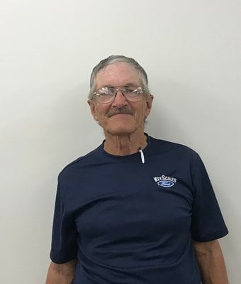 Support Staff Bob Burton SR in Administration at Key Scales Ford