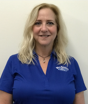 Vehicle Specialist Diane Davis in Sales Team at Key Scales Ford