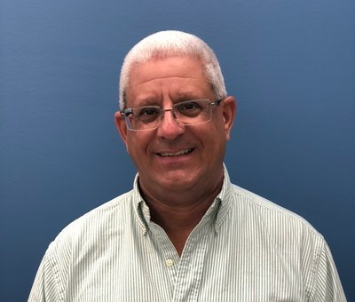 Internal Service Coordinator Joe Sardisco in Service at Key Scales Ford