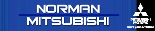 Norman Mitsubishi Logo Main