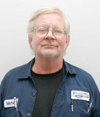 Service Technician Michael McGuirk in Staff at Shottenkirk Ford Jasper