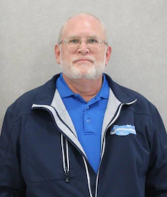 Parts Counterperson Tim Holcomb in Staff at Shottenkirk Ford Jasper