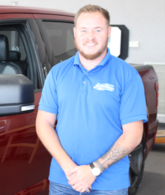 Sales Billy Mobley in Staff at Shottenkirk Ford Jasper