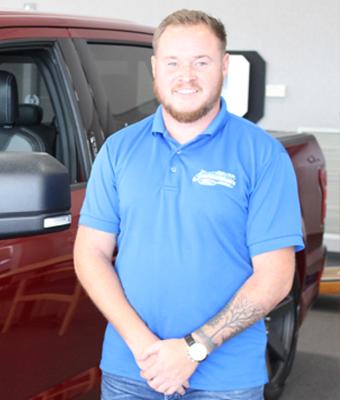 Sales Billy Mobley in Staff at Shottenkirk Ford Jasper