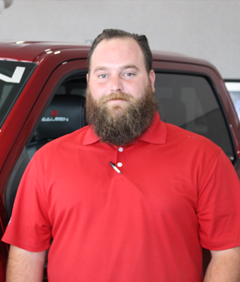 Sales Ian Levandoski in Staff at Shottenkirk Ford Jasper