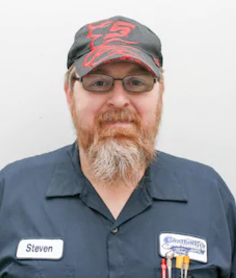 Service Technician Steven McDonald in Staff at Shottenkirk Ford Jasper