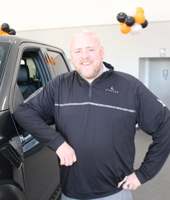Sales Kevin McKinney in Staff at Shottenkirk Ford Jasper