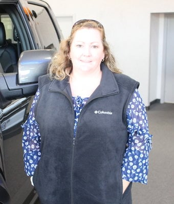 Sales Angela Flanagan in Staff at Shottenkirk Ford Jasper