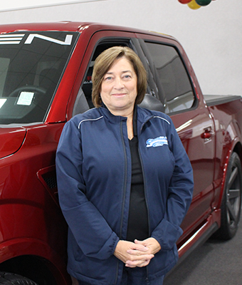 Parts Inventory Angela Perkins in Staff at Shottenkirk Ford Jasper