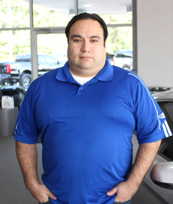 Sales Manager JP Carcamo in Staff at Shottenkirk Ford Jasper