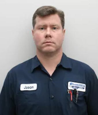 Diesel Technician Jason Christensen in Staff at Shottenkirk Ford Jasper