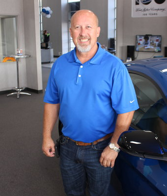 Sales Keith Bramlett in Staff at Shottenkirk Ford Jasper