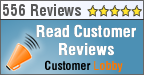 Read our customer lobby reviews