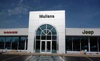 contact us today at Mullane Motors