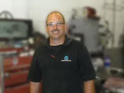 Shop Foreman Tim Winkelman in Staff at Mullane Motors