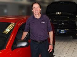 Sales Pro Bruce Tarnowski in Staff at Mullane Motors